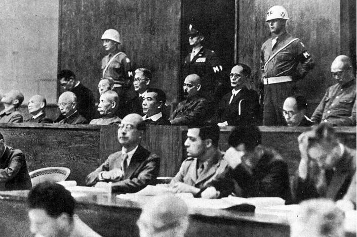 Le procès de Tokyo et la mémoire nationale . Seq86